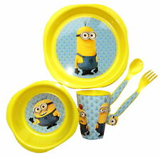 TV and Celebrities Children's Dining Sets