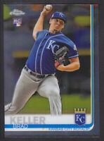 Topps - Chrome 2019 - # 54 Brad Keller - Kansas City Royals RC