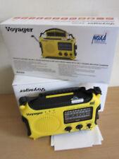Voyager Kaito KA500 Solar & crank Weather Alert Multiband radio UNUSED