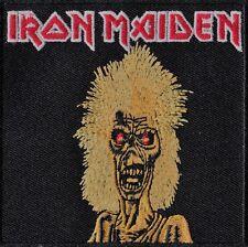IRON MAIDEN - EDDIE - IRON or SEW ON PATCH