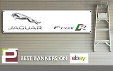 Jaguar F-Tipo R Banner para taller, garaje, sala de exposición, oficina, etc., V8