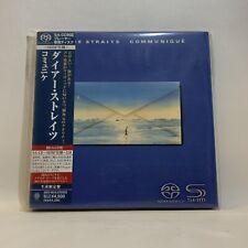Dire Straits - Communique - SHM-SACD Japan Super Audio CD SACD