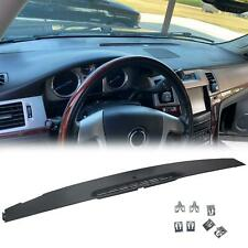 Upper Dash Front Section Trim Panel For 07-13 Chevrolet GMC replace 23224733