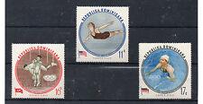 Dominicana Deportes Olimpiada de Roma año 1960 (CP-670)