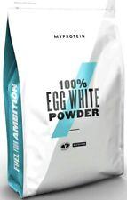 1kg MyProtein Eiklar Pulver Vanille Eiweiß 1000g Eiweiss Eiprotein Egg White