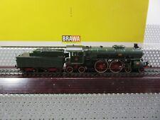 BRAWA H0 0650 Dampflok Museumslok Epoche I BR S 2/6 Analog in OVP