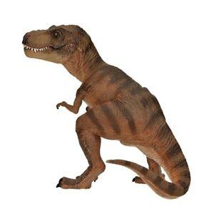 Papo Brown Tyrannosaurus Rex Dinosaur Model Figure 2005