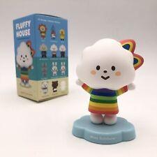 POP MART FLUFFY HOUSE Mini Series 1 Mini Figure Designer Toy Miss Rainbow