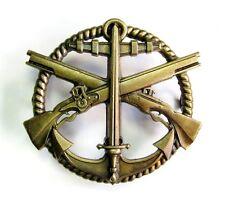 Hat Cap Beret Badge Ukraine Ukrainian Army Cockade Navy Marines SWAT Metal #21