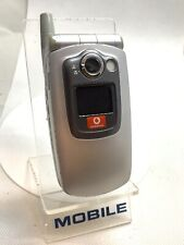 Sharp GX20 - Silver ( Unlocked ) Mobile Phone