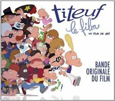 ORIGINAL SOUNDTRACK - TITEUF NEW CD