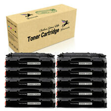 10 pcs New Cf280X Toner Lots for Hp 80X Laserjet M401dne M425dw M425dn w/Chip