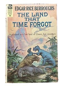 The Land That Time Forgot By Edgar Rice Burroughs First Ace Edition