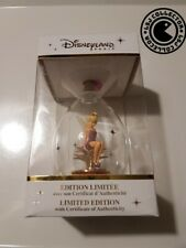 Boule de noël fée clochette Disney Édition limitee 1992 ex   - neuve tinkerbell