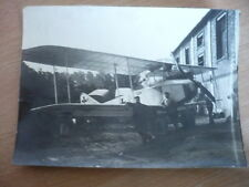 PHOTO  1930 AVION AVIATION