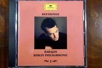 Beethoven - Symphonies 1 & 3 - Berlin Philharmonic   - CD, VG
