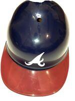 Vintage 1969 Atlanta Braves Plastic Batting Helmet Hat Cap Baseball