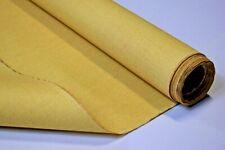 """Gold Wheat Comfort Twill Fabric Nomex ® Aramid Kevlar ® 61""""W Fire Retardant"""