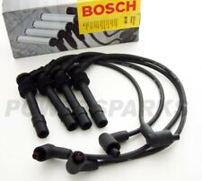 VAUXHALL Astra Mk4 1.6i [G] 09.97-08.05 BOSCH IGNITION SPARK HT LEADS B126