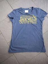 Jack Wills Hip Length Regular Size Basic T-Shirts for Women