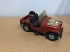 Corgi Toys - Jeep CJ - Golden Eagle - 10cm Long - Playworn