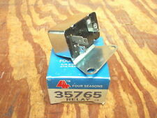 1969 1970 1971 Chevy Chevelle Pontiac Firebird a/c blower relay #35765 NOS!