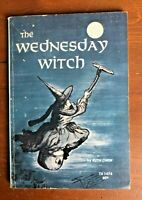 NO SUCH THING AS A WITCH Vintage Ruth Chew Scholastic 1st Printing 1971