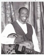 Kevin Eubanks (Musician) Signed Photo