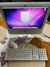 "Apple iMac 17"" 1.83GHz Intel Core 2 Duo 2GB"