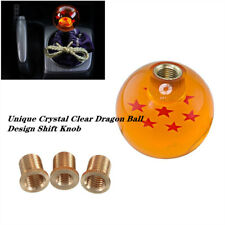 Dragon ball Z Custom Acrylic Shift Knob 54mm 7Star M12x1.25 other avai Universal
