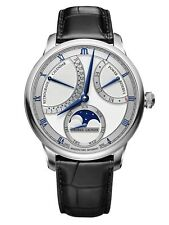 MAURICE LACROIX MP6588-SS001-131-1 MASTERPIECE MOON RETROGRADE