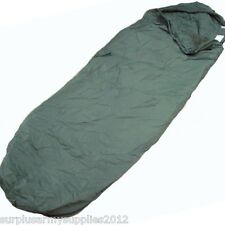 BRITISH ARMY MEDIUM WEIGHT SLEEPING BAG MODULAR SYSTEM SIZE MEDIUM