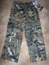 Kids Camo Pants Mossy Oak Camo Pants Med Bdu Pants Hunting Pants Thick Material