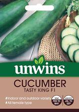 Verdura-Kings Seeds-pacchetto pittorico-cetriolo-gustosa Burpless verde F1