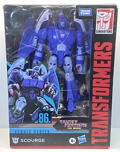 Transformers Studio Series Scourge Voyager 1986 movie 86-05 New In Box