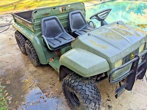John Deere 6x4 Trail Gator Rare!