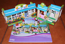LEGO Friends 3188 - Il Veterinario di Heartlake COME NUOVO