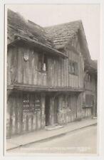 Sussex (Ouest) Carte Postale - Thomas Beckett Chalets,Ouest Bitumage - Rp (A432)