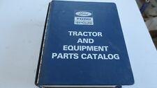 OEM Ford New Holland Dexta Tractor + Equipment Master Parts Catalog,Free Ship