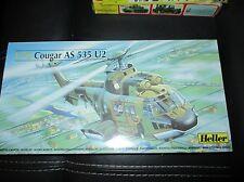 Cougar AS 535 U2 1:72 scale Heller Model Kit 80366