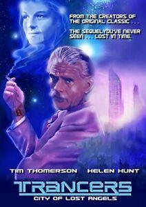 Trancers [DVD] [2013] [Region 1] [NTSC] [DVD][Region 2]