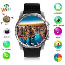 KW99 3G Smart Watch Android 5.1 Handy Uhr Quad-Core 4GB Bluetooth WIFI GPS iOS u