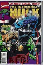 Incredible Hulk 1st Edition Very Fine Grade Comic Books