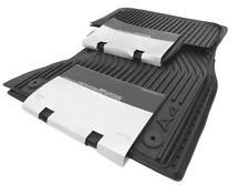 NEU Tuning Original Audi A4 8K Gummimatten Fußmatten RS4 S4 B8 S-Line 4x Matten