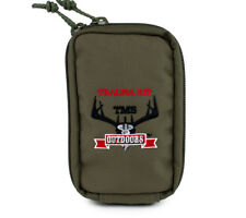 Trauma First Aid Kit Operator Olive Drab TMS Tactical Medical Blowout Pouch
