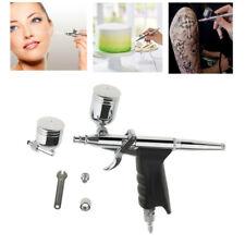 Airbrush Kit Air Brush Paint Spray Gun for Makeup Nail Tattoo Cake Body Art