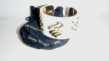 Rocawear Gold Tone Cuff Bracelet