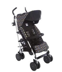 Fendi Monster Stroller - Black