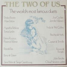 The Two of Us-The World's most famous Duets (POLYDOR VINILE-LP HOLLAND 1983)