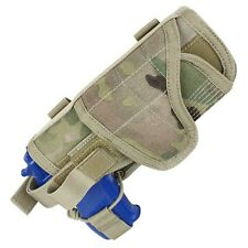 Condor MA68 Crye MULTICAM HT Pistol Holster MOLLE Tactical Horizontal Mount